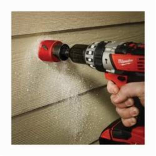 Milwaukee® 49-56-1623 Straight Pitch Hole Saw, 1-5/8 in Dia, 1-5/8 in D Cutting, Tungsten Carbide Cutting Edge