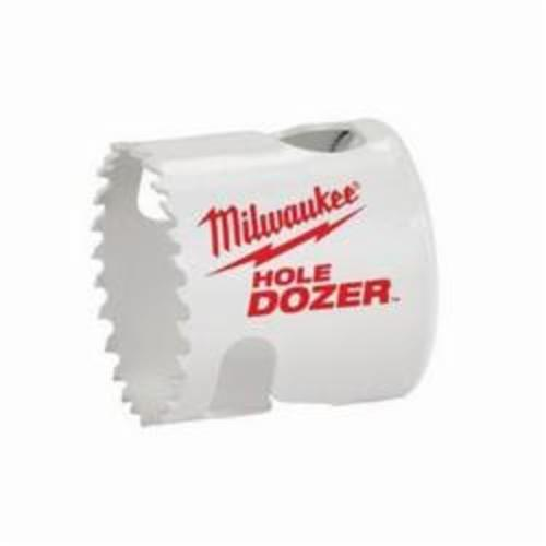 Milwaukee® 49-56-9630 Hole Dozer™ 49-56 Hole Saw, 2-3/8 in Dia, 1-5/8 in D Cutting, Bi-Metal/8% Cobalt Cutting Edge