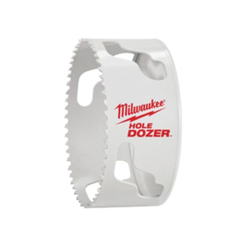 Milwaukee® 49-56-9656 Hole Dozer™ 49-56 Hole Saw, 6 in Dia, 1-5/8 in D Cutting, Bi-Metal/8% Cobalt Cutting Edge