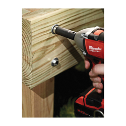 Milwaukee® SHOCKWAVE™ 49-66-4467 Deep Well Thinwall Socket, Imperial, 1/2 in Square Drive, 3/4 in Impact Socket, 6 Points