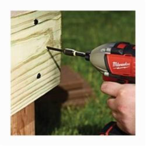 Milwaukee® 49-66-4526 SHOCKWAVE™ Magnetic Nut Driver, 7/16 in Drive, Proprietary Steel