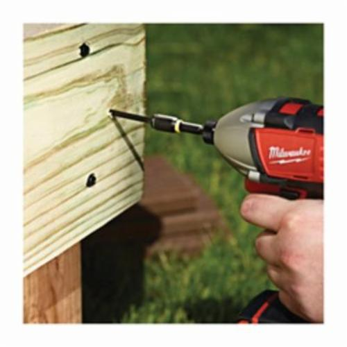 Milwaukee® 49-66-4532 SHOCKWAVE™ Magnetic Nut Driver, 1/4 in Drive, Proprietary Steel