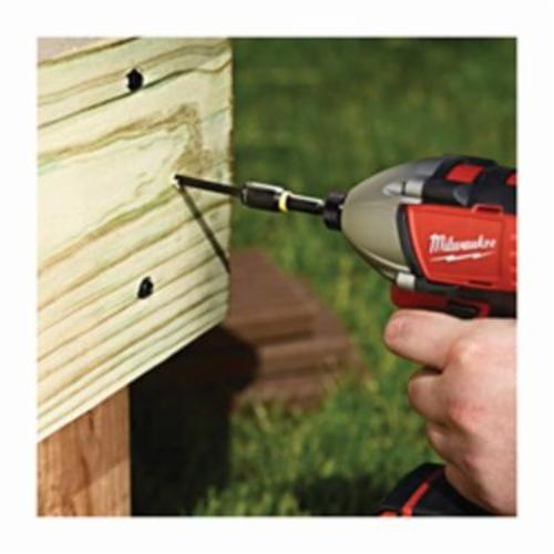 Milwaukee® 49-66-4533 SHOCKWAVE™ Magnetic Nut Driver, 5/16 in Drive, Proprietary Steel