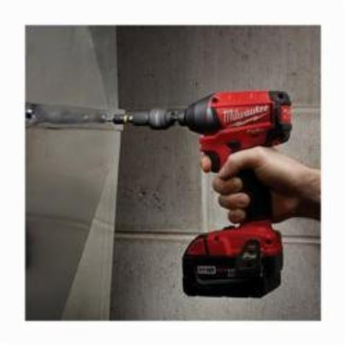 Milwaukee® 49-66-4713 SHOCKWAVE™ Magnetic Insert Nut Driver, 5/16 in Drive, Steel