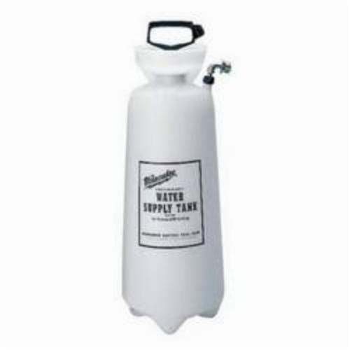 Milwaukee® 49-76-0055 Lightweight Water Tank, 3-1/2 Gallon Poly Tank