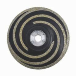 Milwaukee® 49-93-6996 Grinding Wheel, 5 in Dia x 1/4 in THK, 5/8-11 Center Hole, 100/120 Grit, Coarse Grade, Diamond Abrasive