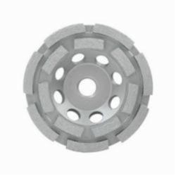 Milwaukee® 49-93-7750 Double Row Diamond Cup Wheel, 4 in Dia