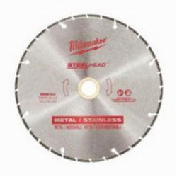 Milwaukee® 49-93-7815 Segmented Diamond Cut-Off Blade, 6 in Dia Blade, 0.05 in W, 5/8 to 7/8 in Arbor/Shank, Dry Cutting