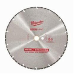 Milwaukee® 49-93-7835 Segmented Diamond Blade, 12 in Dia Blade, 1/8 in W, 1 in Arbor/Shank, Dry Cutting