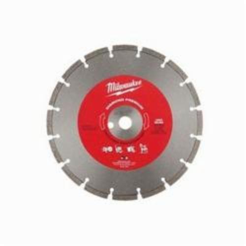 Milwaukee® 49-93-7935 Premium Segmented Circular Diamond Saw Blade, 12 in Blade, 1 in, 20 mm