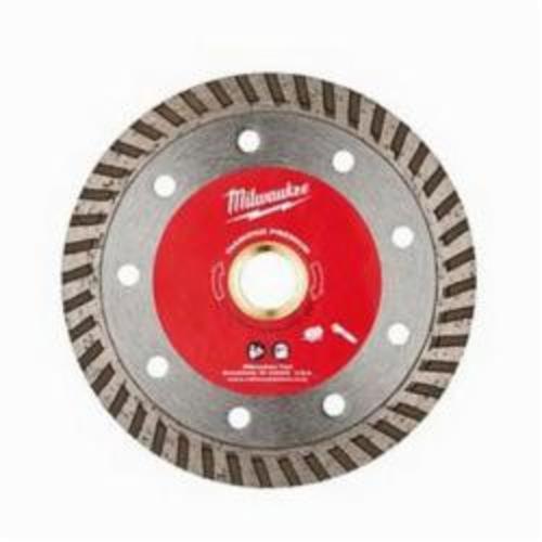 Milwaukee® 49-93-8008 Premium Turbo Circular Diamond Saw Blade, 4-1/2 in Blade, 7/8 in, 20 mm, 5/8 in