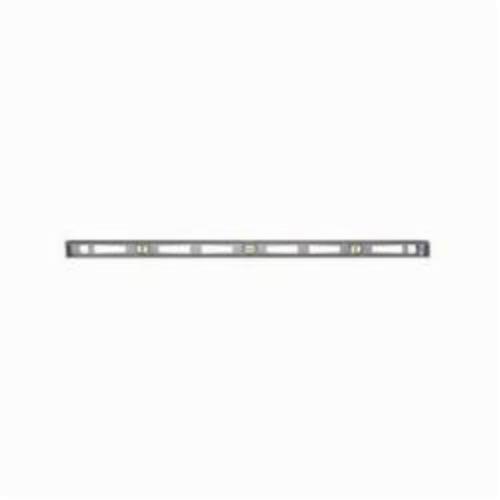 Empire® 540-48 Tradesman's I-Beam Level, 48 in L, 3 Vials, (1) Level, (2) Plumb Vial Position, 0.001 in, Aluminum