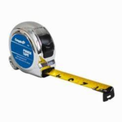 Empire® 636 Ergonomic Power Tape With Belt Clip, 30 ft L, Steel, Imperial, 1/16 in