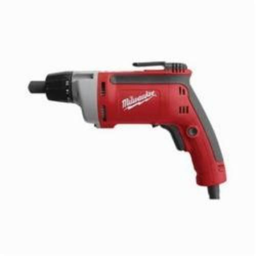 Milwaukee® 6780-20 Double Insulated Cord Electric Screwdriver, 1/4 in Chuck, 140 in-lb, 120 VAC, 12-1/4 in OAL, Tool Only