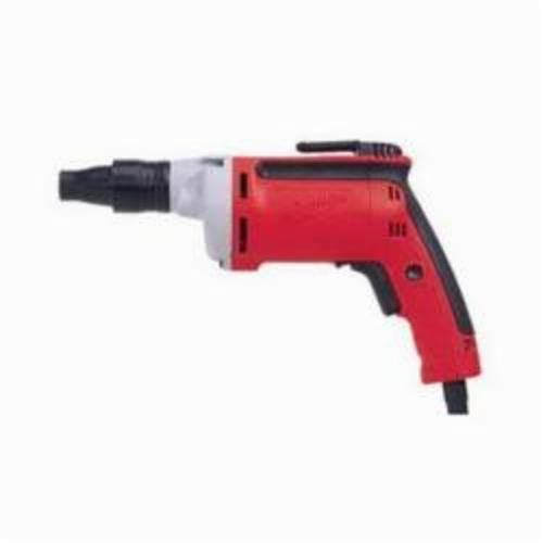 Milwaukee® 6790-20 All-Purpose Double Insulated Cord Self Drill Electric Screwdriver, 1/4 in Chuck, 120 VAC, 12-1/8 in OAL, Tool Only