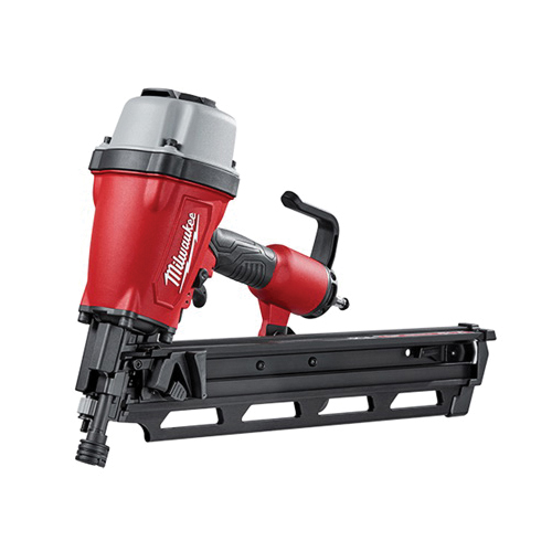 Milwaukee® 7200-20 Full Round Head Framing Nailer, 2 to 3-1/2 in Fastener, 14 in OAL, Tool Only