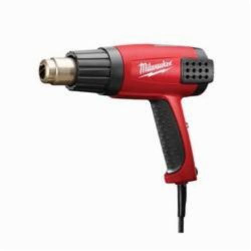 Milwaukee® 8988-20 Variable Temperature Heat Gun With LCD Display, 120 VAC