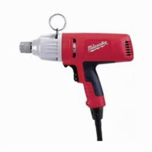 Milwaukee® 9092-20 Grounded Quick-Change Impact Wrench, 7/16 in Hex Drive, 1000 to 2600 bpm, 315 ft-lb Torque, 120 VAC, 12-1/4 in OAL