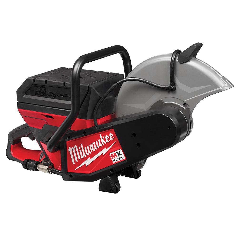 Milwaukee® MX FUEL™ MXF314-1XC Cordless Cut-Off Saw, 14 in Dia Blade, 5 in Cutting