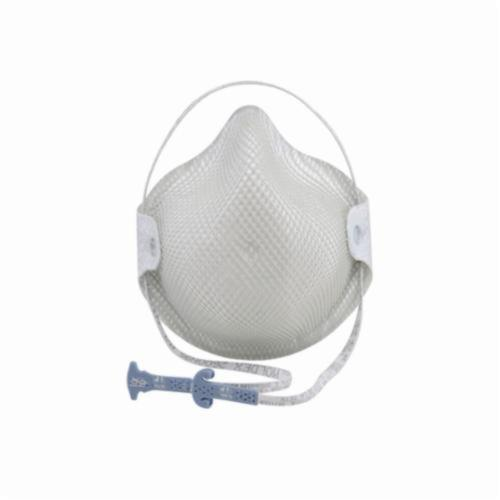 Moldex® 2600N95 Disposable Particulate Respirator, M to L, Resists: Heat, Flame and Non-Oil Based Particulates