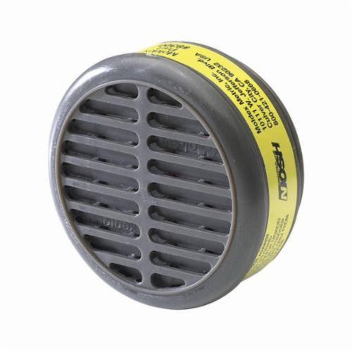 Moldex® 8300 Chemical Cartridge, For Use With Moldex® 8000 Series Respirators, N95/R95/P100 Filter Class, Threaded Connection, Resists: Acid Gas and Organic Vapors