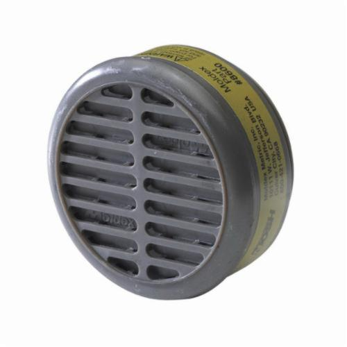 Moldex® 8600 Chemical Cartridge, For Use With Moldex® 8000 Series Respirators, N95/R95/P100 Filter Class, Thread Connection, Resists: Multi-Gas and Vapor Smart