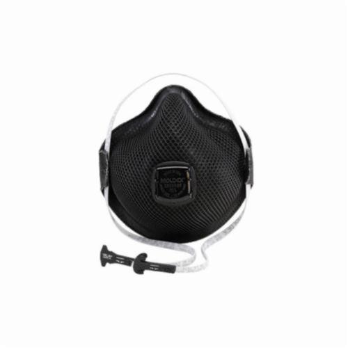 Moldex® M2800N95 Special Ops® Disposable Particulate Respirator With Ventex® Valve, M to L, Resists: Non-Oil Based Particulates and Nuisance Organic Vapors