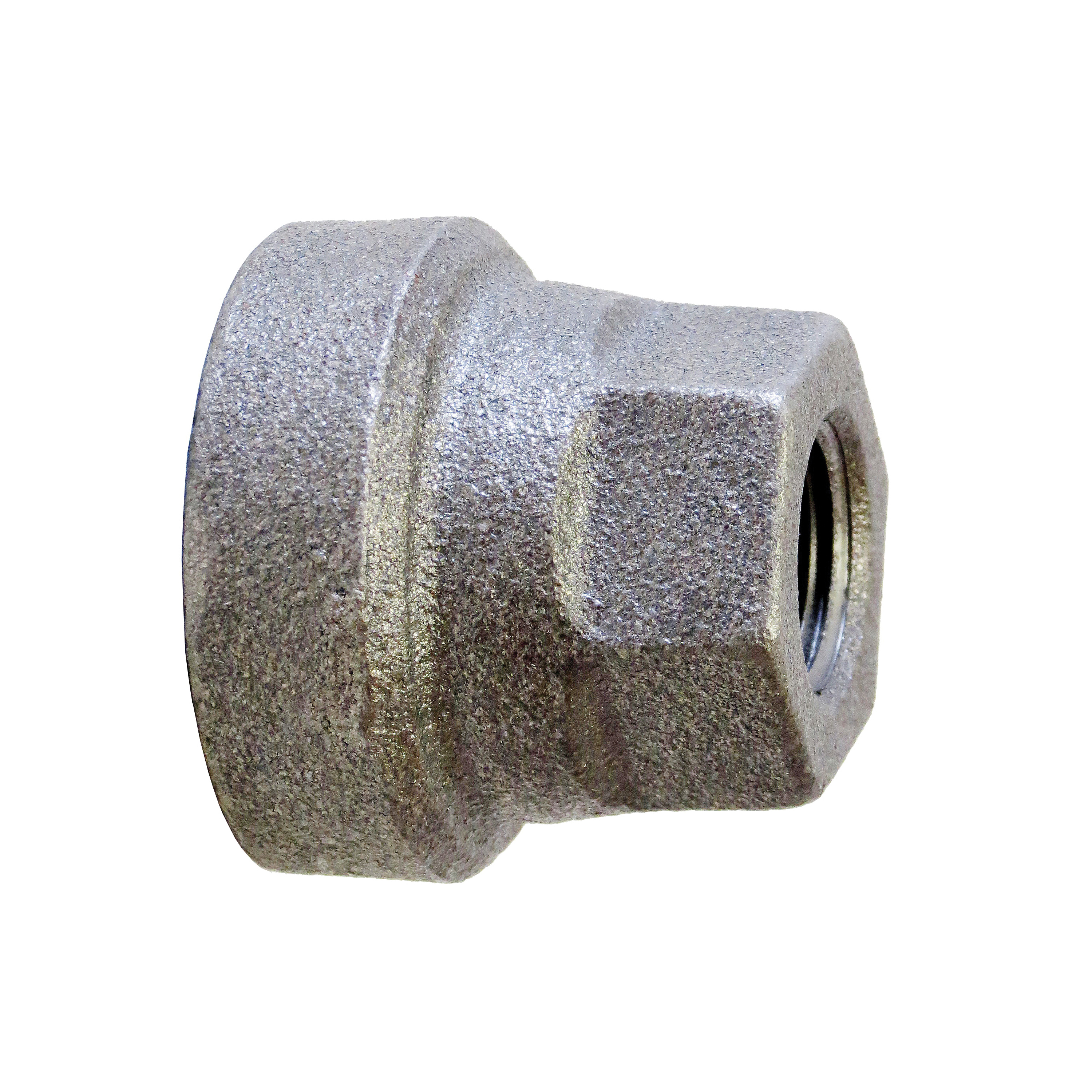Anvil® 0300149002 FIG 367 Pipe Reducing Coupling, 1 x 1/2 in, FNPT, 125 lb, Cast Iron, Domestic