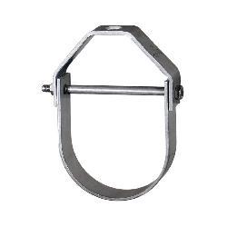 Anvil® 0500173026 FIG 260 Adjustable Clevis Hanger, 1/2 to 3/4 in Pipe, 3/8 in Rod, 610 lb Load, Carbon Steel, Black Oxide