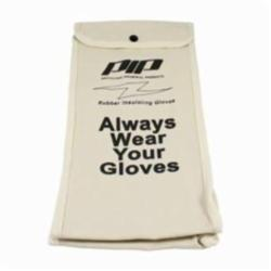 Novax® 148-6016 Protective Bag, Snap Closure, For Use With 16 in Insulating Gloves, Cotton Canvas, Natural with Black Lettering
