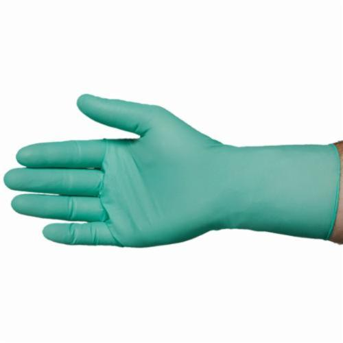 Microflex® NeoTouch® 385680 25-201 Exam/Medical Grade Disposable Gloves, M/SZ 8, Bright Green, Ambidextrous, Neoprene