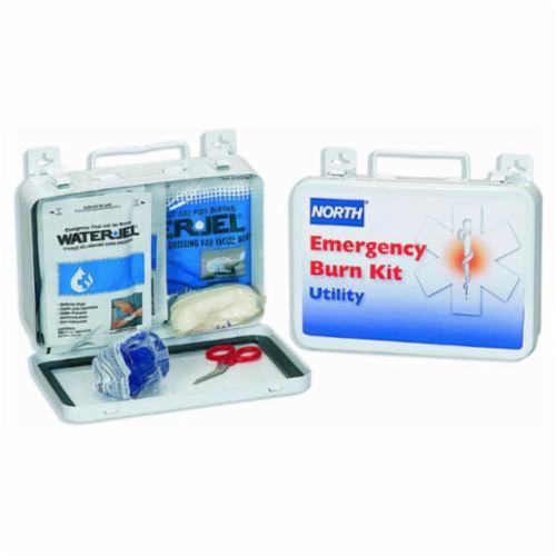 North® by Honeywell 019725-0012L Utility Burn Kit, 25 Components, Metal Case, 2-5/8 in H x 6-5/8 in W x 9-1/2 in D