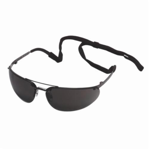 North® by Honeywell 11150806 Fuse® Safety Eyewear, Fog-Ban® Anti-Fog, TSR Gray Lens, Wrap Around Frame, Gunmetal, Metal Frame, Polycarbonate Lens, ANSI Z87.1-2010, CSA Z94.3, AS/NZS 1337