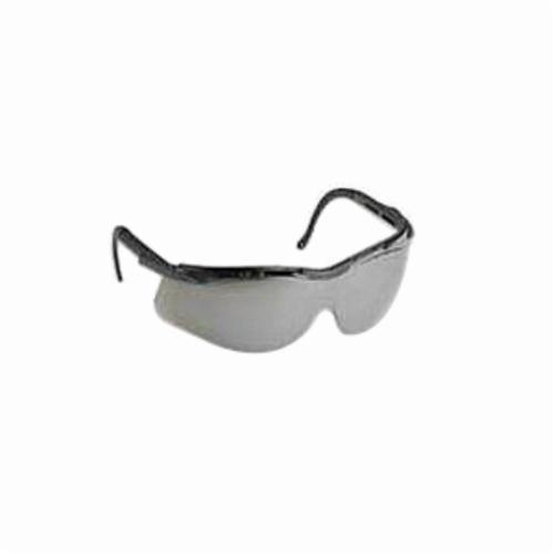 North® by Honeywell T56505B N-Vision™ T5650 Ergonomic Safety Eyewear, 4A/Anti-Fog, Clear Lens, Half Framed Frame, Black/Gray, Elasto LT Frame, Polycarbonate Lens, ANSI Z87.1-2010, CSA Z94.3