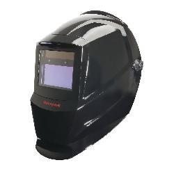 North® by Honeywell HW200 Welding Helmet, 9 to 13 Lens Shade, Black, 7.2 in Viewing Area, Specifications Met: ANSI Z87.1-2010, CSA Z94.3, EN379 Standards