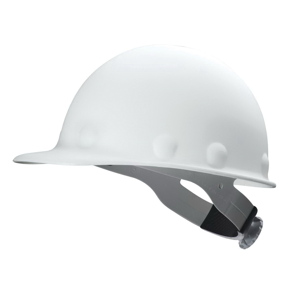North® by Honeywell Roughneck® P2 P2HNRW01A000 Cap Style Hard Hat, SZ 6-3/4 Fits Mini Hat, SZ 7-3/8 Fits Max Hat, Fiberglass, 8-Point Suspension, ANSI Electrical Class Rating: Class C and G, ANSI Impact Rating: Type I, Ratchet Adjustment