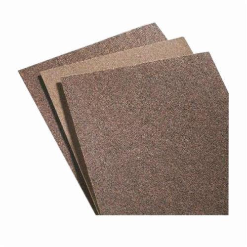 Norton® Adalox® 07660700156 A212 Coated Sanding Sheet, 11 in L x 9 in W, P220 Grit, Very Fine Grade, Aluminum Oxide Abrasive, Paper Backing