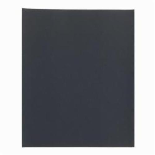 Norton® Job Pack™ 07660701223 T280 Coated Sanding Sheet, 11 in L x 9 in W, 600 Grit, Ultra Fine Grade, Aluminum Oxide Abrasive, Paper Backing