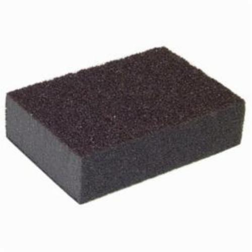 Norton® MultiSand™ 07660704735 Small Area Sanding Sponge, 2-3/4 in L x 4 in W x 1 in THK, 36/80 Grit, Coarse/Medium Grade