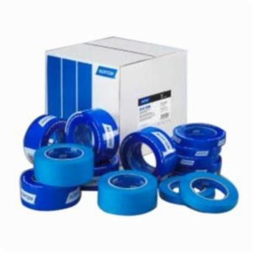 Norton® Blue-Core™ 07660721955 14 days Masking Tape, 60 yd L x 2 in W, Crepe Paper Backing