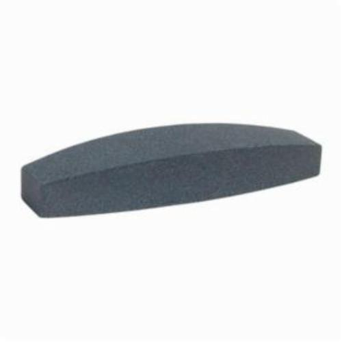 Norton® Crystolon® 61463610369 37C80-HV Boat Stone, 9 in L x 2-1/2 in W x 1-1/2 in H, 80 Grit