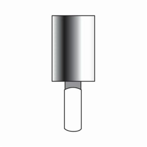 Norton® Charger™ 61463616470 Mounted Point, W207 Point, 3/4 in Dia x 1-1/2 in L Head, 1/4 in Dia Shank