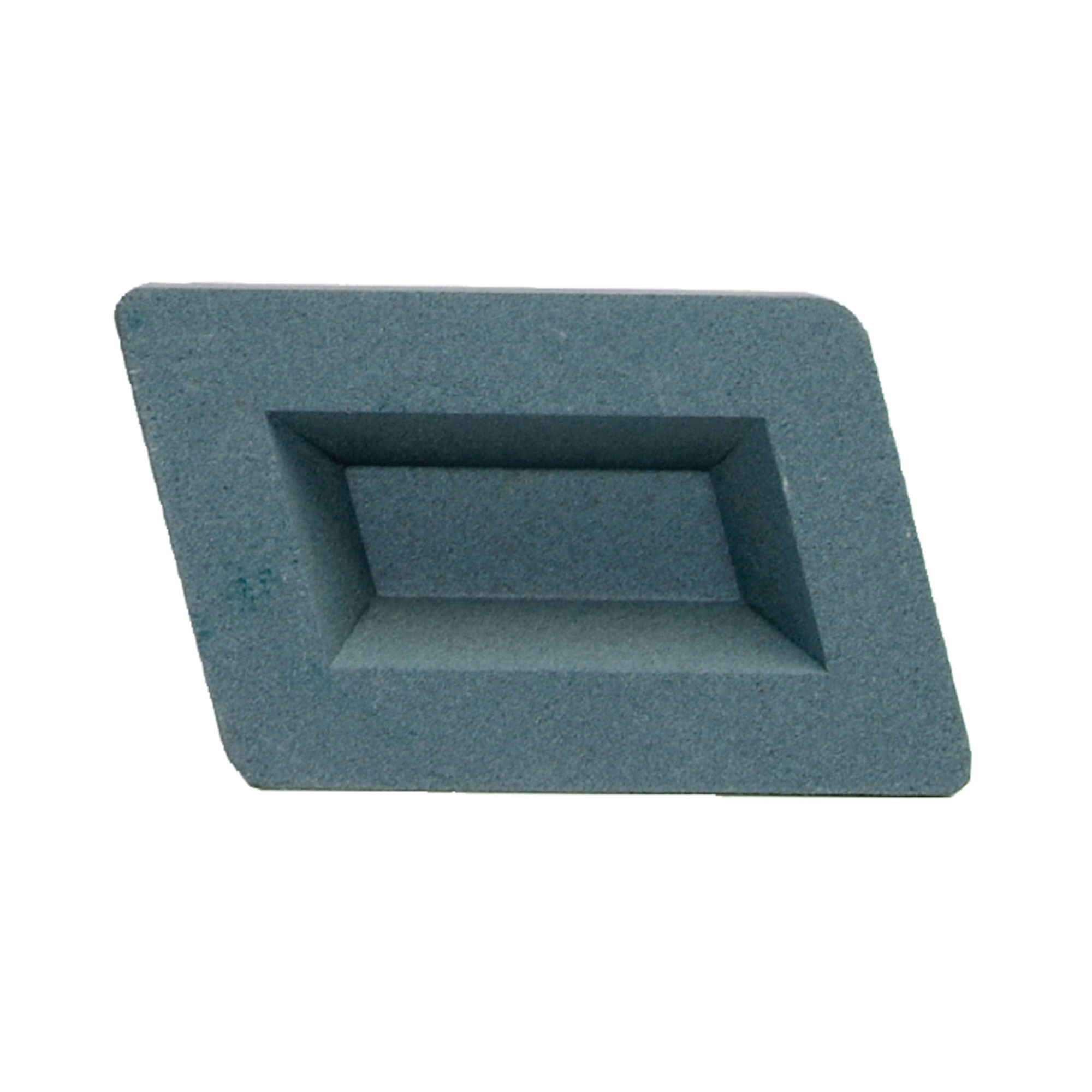 Norton® 61463650268 39C Surface Grinding Segment, 4-1/8 in H x 6-1/4 in W x 1-5/8 in THK, 180 Grit, Silicon Carbide Abrasive