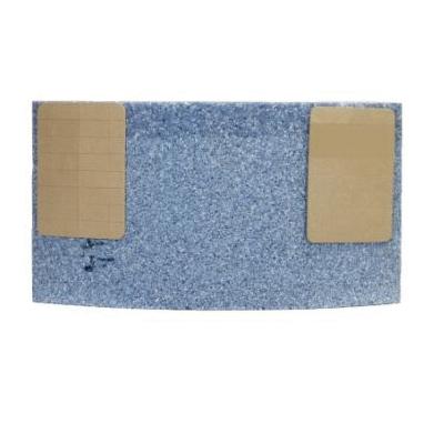 Norton® 61463650417 5SG Type 31 Surface Grinding Segment, 6 in H x 11-1/4 in W x 2-1/4 in THK, 30 Grit, Ceramic Alumina Abrasive