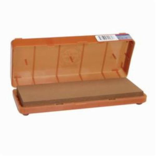 Norton® India® 61463654461 IM83 Replacement Stone, 8 in L x 3 in W x 1/2 in H, 240 Grit