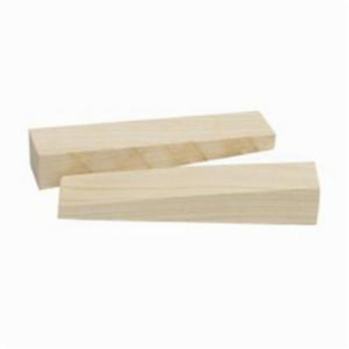 Norton® 61463685297 Wooden Wedge, For Use With Floor Rubbing Machine