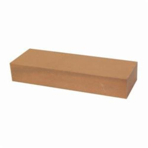 Norton® 61463685600 Single Grit Sharpening Benchstone, 5 in L x 2 in W x 5/8 in H, 320 Grit