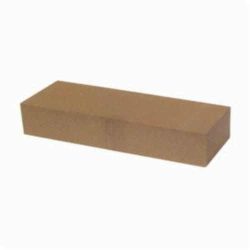 Norton® 61463685605 Single Grit Sharpening Benchstone, 5 in L x 2 in W x 5/8 in H, 240 Grit