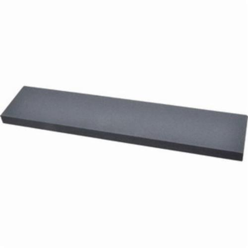 Norton® Crystolon® 61463685975 Single Grit Replacement Stone, 11-1/2 in L x 2-1/2 in W x 1/2 in H, 220 Grit