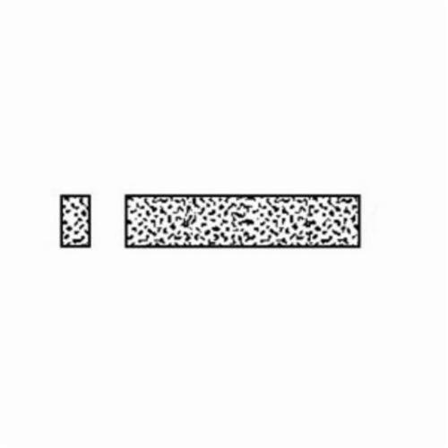 Norton® India® 61463686855 Precision File, 4 in L x 5/16 in W